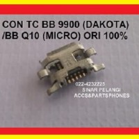 CONNECTOR CHARGER BLACKBERRY BB 9800 / 9300 (MICRO) WHITE ORI 701529