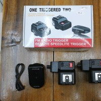 trigger flash OTT one trigger two