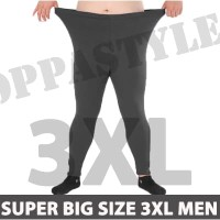 SUPER BIG SIZE 3XL BASIC LEGGING PRIA CELANA LEGGING PANJANG TRAINING