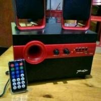 Teckyo 778C. Speaker Aktif Multimedia High Quality Produk GMC