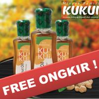 FREE ONGKIR! Minyak Kemiri Penumbuh Rambut Malang