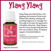 Young Living Essential Oil Ylang Ylang