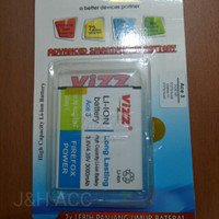 Baterai Batre VIZZ Double Power Samsung Ace 3 Galaxy V Ace 4 Star Pro