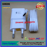 Samsung Charger Casan A8 Plus C7 C9 Pro Note FE Type C Fast Charging