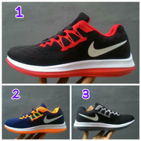 sepatu sneakers nike zoom pegasus running tenis neo ax2 volly marathon