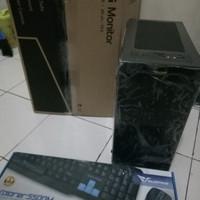 PC GAMING DESIGN INTEL I3 4130 HASWELL RAM 8GB VGA 2GB