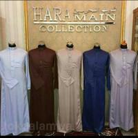 jubah Saudi import Haramain original