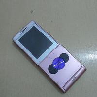 HP Sony Ericsson W350I Walkman Pink Normal Batangan