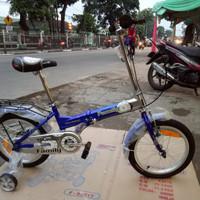 sepeda lipat 16 anak anak family touring
