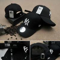 topi baseball cap NY original import/ NY cap original import/
