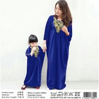 baju muslim couple ibu dan anak kaftan pasangan missy mom kid