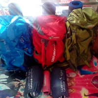 Sewa perlengkapan Outdoor Bogor Cisarua ( Camping ) Gempard adventure