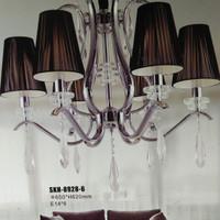Lampu Hias Gantung Minimalis Klasik Modern SKH-8928-6