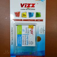 Baterai Batre VIZZ Double Power Samsung J2