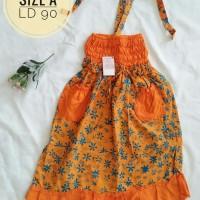 INRA1 Rok Anak Batik Katun Modern Perempuan Baju Wanita Murah Kemeja