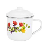 IDEAL Mug Enamel 10 cm