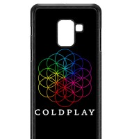 Hardcase Samsung Galaxy A8 2018  coldplay a head full of dream album Z