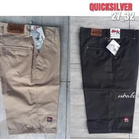 33-38 size Celana Bahan Pria Celana Pendek Distro Murah Bro