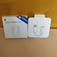 Converter Apple iPhone 7 Jack Audio Headset Original 100%