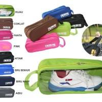 Tas Sepatu Olahraga fitness gym sport shoes bag organizer A184