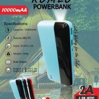 PowerBank JETE 10000 Romeo Garansi Resmi 1 Tahun
