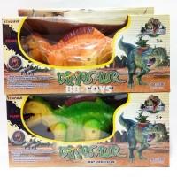 Mainan Dinosaurus - Spinosaurus Dinosaur World - 3806