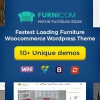 Furnicom v1.7.2 - Fastest Furniture Store W00C0mmerce Theme