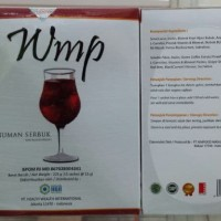 produk istimewa WMP HWI Serbuk Herbal Pelangsing Alami