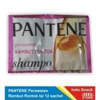 Shampoo PANTENE Pro-V Isi 12 sachet