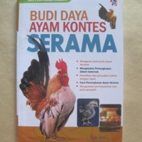 Harga original budi daya ayam kontes serama siska dewi pust buku   WIKIPRICE INDONESIA