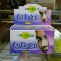 CIRCLE HEALTH COLLAGEN isi 30 tablet Limited