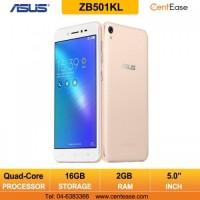 HP ASUS ZENFONE LIVE ZB501KL RAM 2/16 5 IN GARANSI RESMI