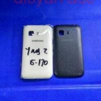 Case Samsung Galaxy Young 2 G130 Backdoor Back Door Casing Tutup Hp
