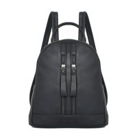 Tas Hitam Formal Ransel Bag Pack Backpack Kece Fashion Wanita Modis