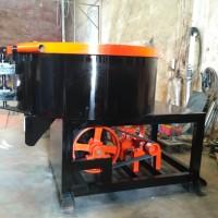 Mesin Mixer Material Batako/ Paving