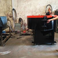 Mesin Mixer Batako dan Paving