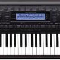 Keyboard 72 key casio wk 500