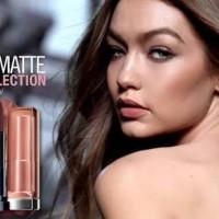 Original maybelline lipstick almond pink powder mattes