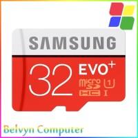 Samsung 32GB MicroSDHC EVO Plus Class 10 80MB/s MicroSD Memory Card
