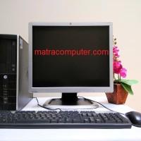 Paket komputer HP 6200 sff core i5  - LCD 19