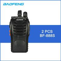 BAOFENG BF-888S 2PCS Talkie Walkie 16CH FM UHF 400-470MHz 2-way Radio