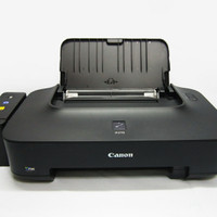 Printer inkjet canon IP-2770 + infus + Tinta