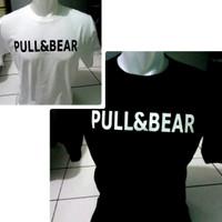 Kaos Keren/Pakaian Pria/Tshirt Oblong/Baju Distro/Fashion Pull & Bear