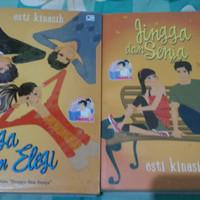 Ebook Novel Jingga Dalam Elegi