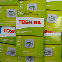 Memori Card 16 Gb Toshiba Memori Hp 16 GB Micro SD Card Original