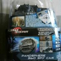 kamera rahasia/SPY GEAR PANOSPHERE 360 SPY CAM
