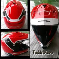 Helm Helmet Trail Cross Motocross Cross Honda CRF 150 150L Relly Ori