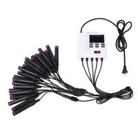 Alat kriting rambut Digital perm portable / alat kriting permanent