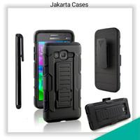Samsung Galaxy Grand Prime Plus / JC Armor Belt Hard Case Casing