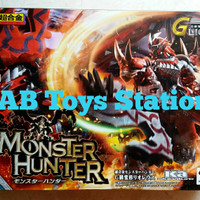Chogokin Monster Hunter G Class Transformation Liolaeus by BANDAI